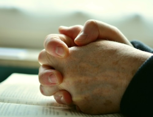 Meditation zu Johannes 21,18