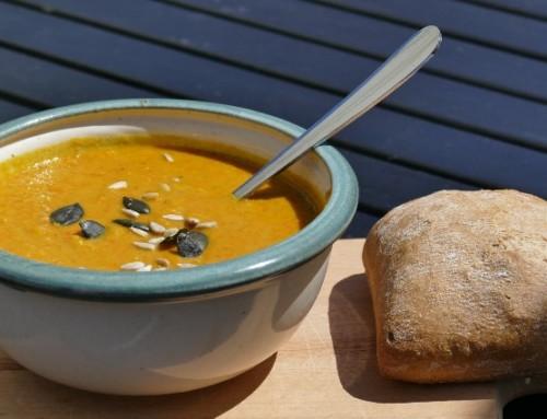 """Traditionelles Fastenessen """"Suppe statt Braten"""""""