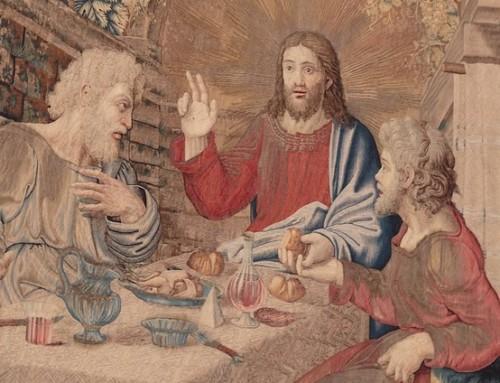 Taizé-Gebet: Meditation zu Lukas 24, 13-14.30-32