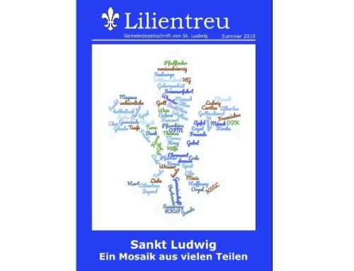 """Die Sommerausgabe der """"Lilientreu"""" erscheint"""