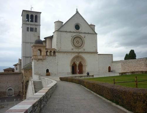 Gebetsanliegen zur Assisi-Fahrt