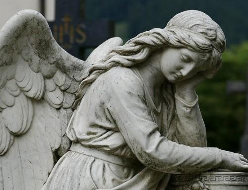 Wo Trauernde Unterstützung finden