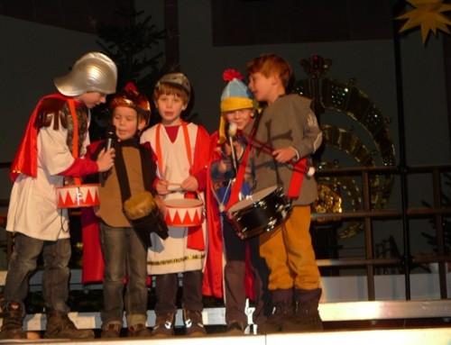 Krippenspiel in St. Ludwig