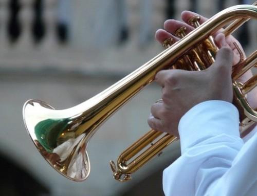 Kurzkonzert mit Trompete