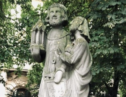 Rundfunkbeitrag zum Weggang der Franziskaner