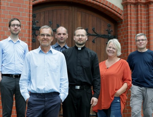 Neues Pastoralteam ab September