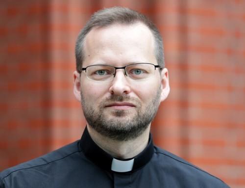Wer ist … unser neuer Kaplan?