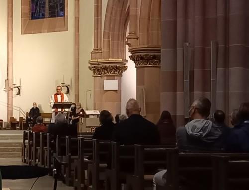 Predigt zur Einführung des neuen Pfarrteams