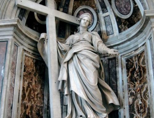 Heilige Helena wird Patronin der Pfarrei