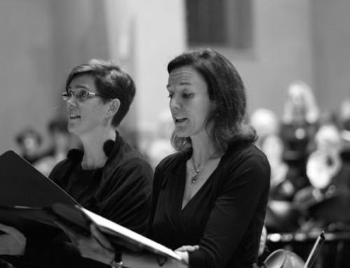 Vorsingen für Frauenchorensemble