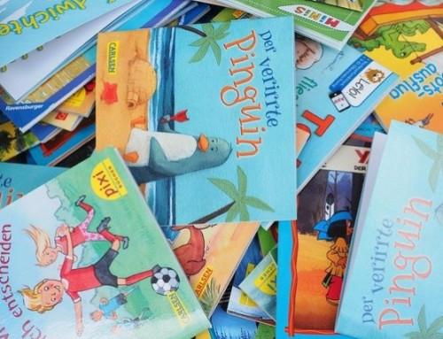 Kinderkirche to go: Bücherschätze