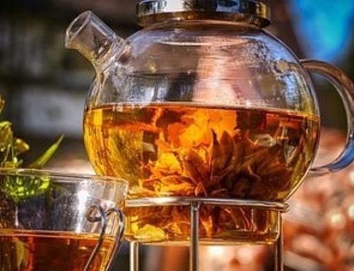 Eine Teelänge Spiritualität: Innehalten, um das Innere zu halten