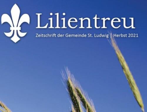 Die Herbstausgabe der Lilientreu ist da