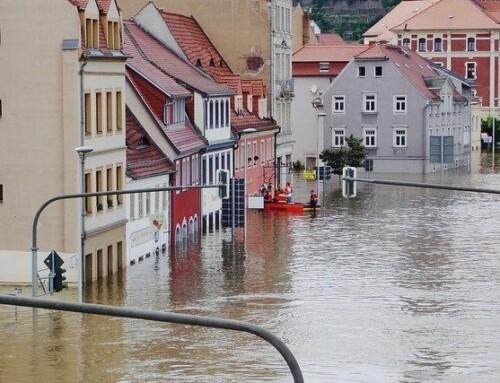 Sonderkollekte für die Hochwasser-Opfer